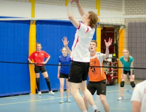 Benefiet volleybaltoernooi